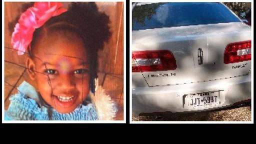 Amber Alert Issued For Dallas Three Year Old News Break