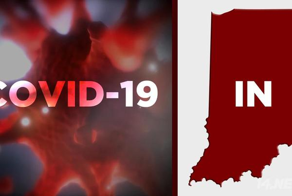 Picture for Ind. COVID-19 totals indicate 7 new area deaths over the weekend