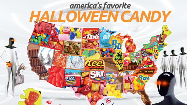Cover for Here's Favorite Halloween Candy In Connecticut, According To New Report