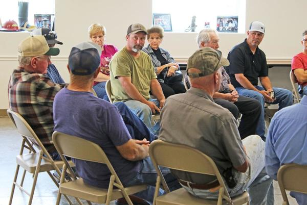 Picture for Local farmers meet to discuss controversial Farm Service Agency personnel moves