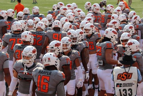 Picture for Oklahoma State football updates depth chart against Kansas State