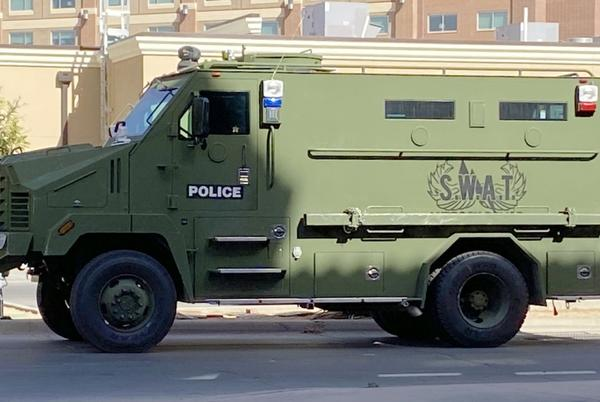 Picture for Police SWAT near TTU campus, new details provided