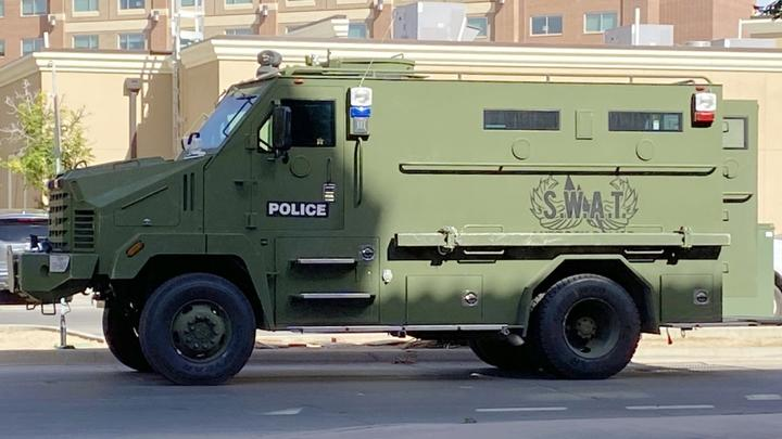 Cover for Police SWAT near TTU campus, new details provided