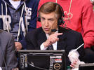 Picture for Marv Albert revels in his final Knicks game despite lack of tribute