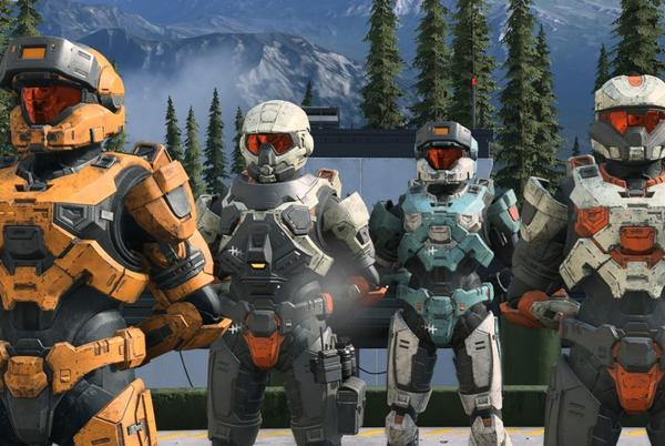 Picture for Halo Infinite flight times confirmed ahead of second beta weekend