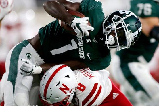 Picture for Michigan State football loses former starter and top reserve to NCAA transfer portal