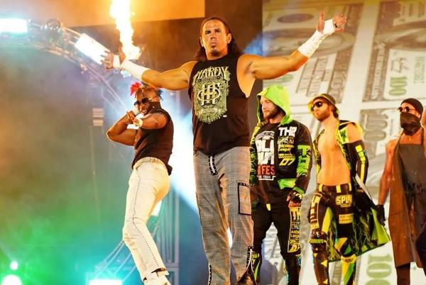 Picture for Matt Hardy And Marq Quen Trick Fans With Jeff Hardy Music At Indie Show