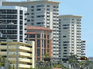 Picture for Along the Coast: Older condos dominate barrier island