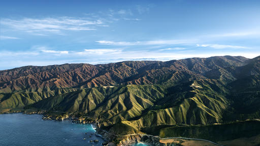 Download The Official Macos 11 Big Sur Wallpapers Here News Break