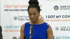 Cover for Illinois unveils $10 million vaccination lottery