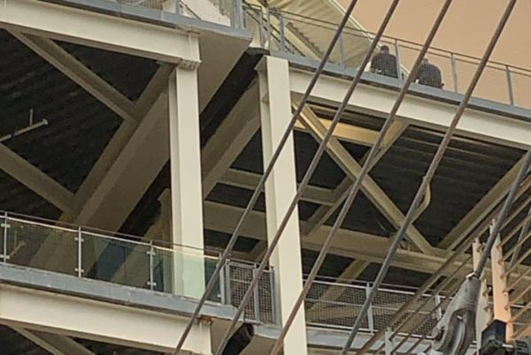 Picture for Woman, child dead after falling from 3rd level of Petco Park