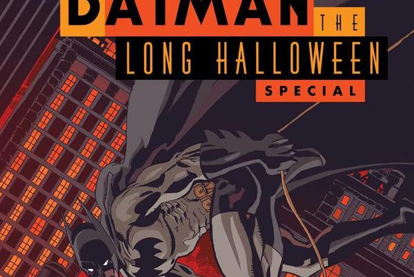 Picture for New Batman: The Long Halloween Special from Jeph Loeb, Tim Sale Announced