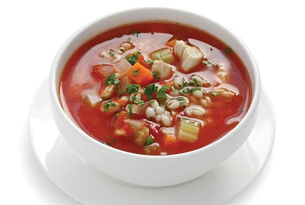 Picture for Recipe of the week: Hearty vegetable soup
