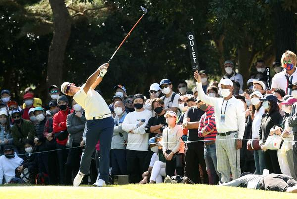 Picture for 'Did that just happen?' How Hideki Matsuyama's winning flurry was one of best you'll see
