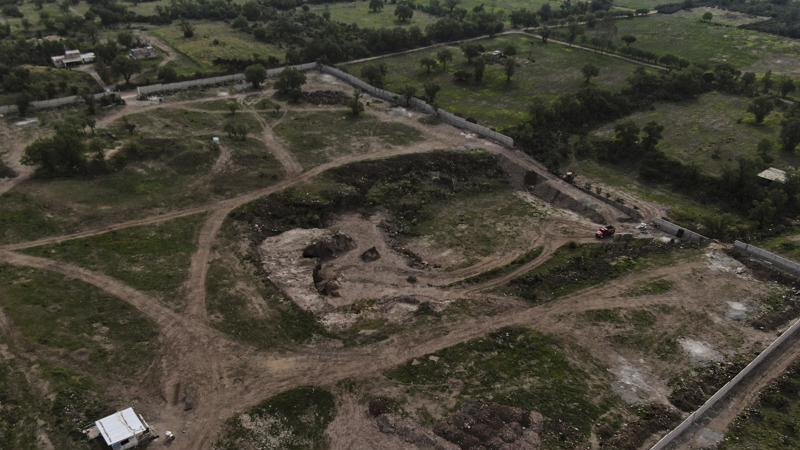 Picture for In Mexico, colonial ruins shattered by truck, rains