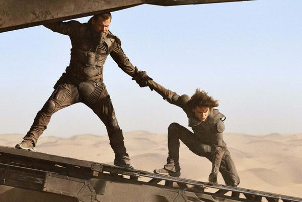 Picture for Dune review – blockbuster cinema at its dizzying, dazzling best
