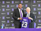 Picture for Northwestern introduces new athletic director Derrick Gragg