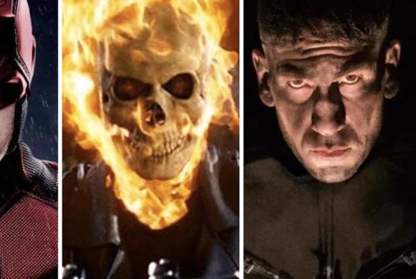 Picture for Kevin Feige Was Blocked from Bringing Daredevil, Punisher and Ghost Rider Into the MCU