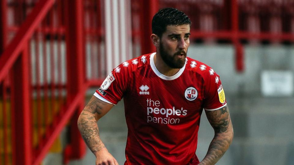 Picture for Tom Dallison and Tony Craig remain sidelined as Crawley take on Salford