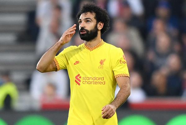 Picture for Salah makes Liverpool history with 100th Premier League goal