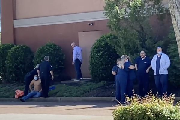 Picture for Two dead, 14 injured in Kroger grocery store shooting in Tennessee, police say