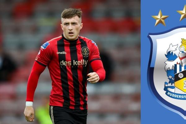 Picture for Danny Grant set to join Huddersfield Town from Bohemians
