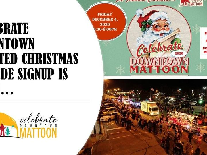 CITY OF MATTOON: Annual Christmas Event on Friday December 4