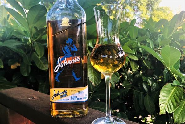 Picture for Whisky Review: Johnnie Blonde Blended Scotch Whisky