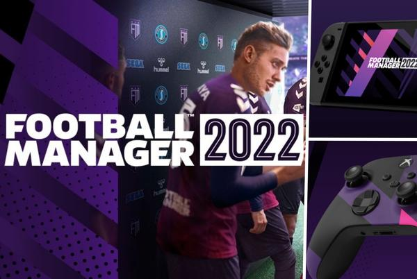 Picture for Football Manager 2022 release date in USA: Game price, new features for devices