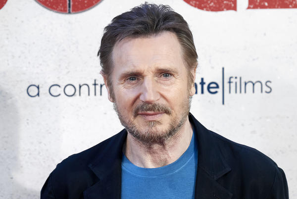 """Picture for 'Blacklight': Liam Neeson Was Stuck In """"Protection Bubble"""" Due to Covid-19 While Filming Upcoming Action Movie"""