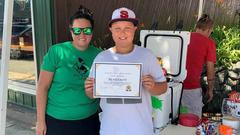 Cover for Superior Boy donates lemonade stand profits to local animal shelter