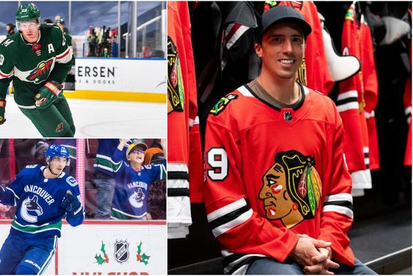 Picture for NHL Revamped Rosters For 2021-22: Central Division – Pt. 1
