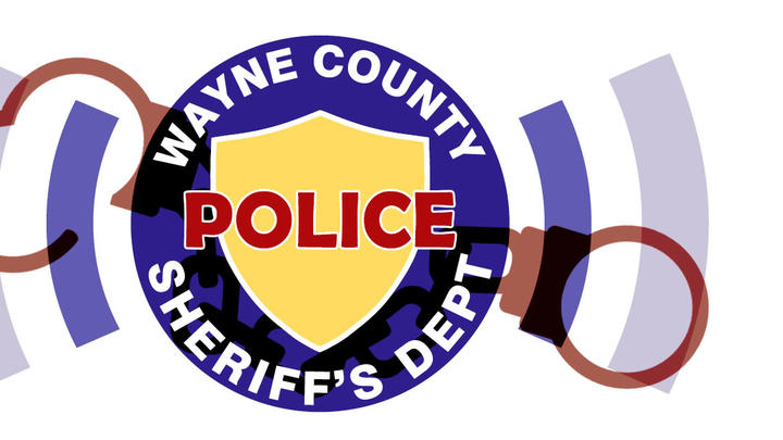 Cover for Wayne County sheriff candidate chooses undersheriff; if elected she would be the first female undersheriff in the county