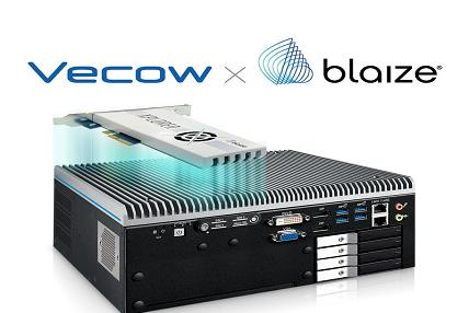 Picture for Vecow & Blaize to deliver leading Workstation-grade Edge AI Computing Solution