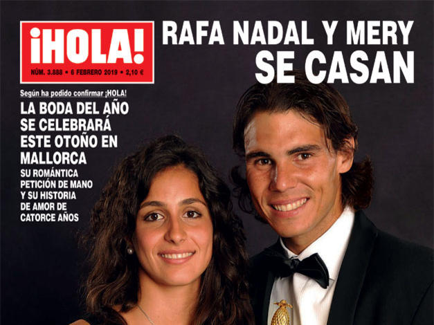 Hello World Exclusive Rafa Nadal Engaged To Girlfriend Of 14 Years Xisca Perello News Break