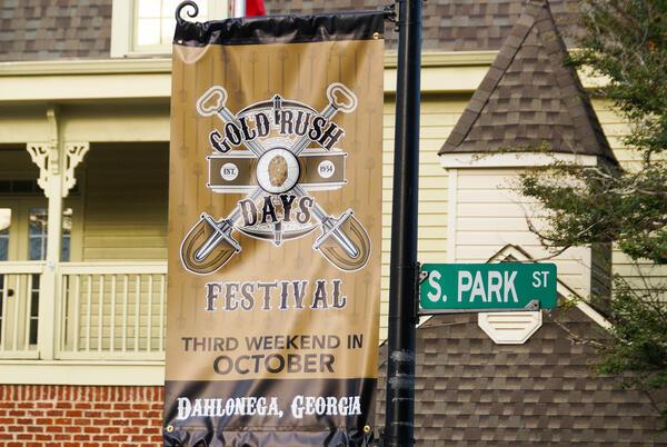 Picture for Dahlonega's Gold Rush Days Festival kicks off tomorrow