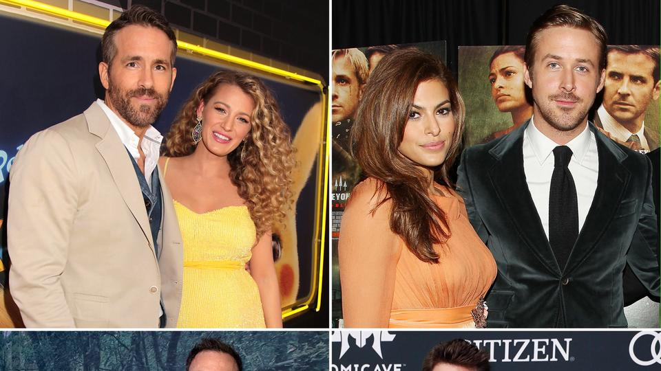 Picture for Hottest Couples Who Fell in Love on Set: From Blake Lively and Ryan Reynolds to Eva Mendes and Ryan Gosling