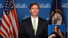 Cover for Gov. Beshear Addresses Unemployment in Final COVID Update