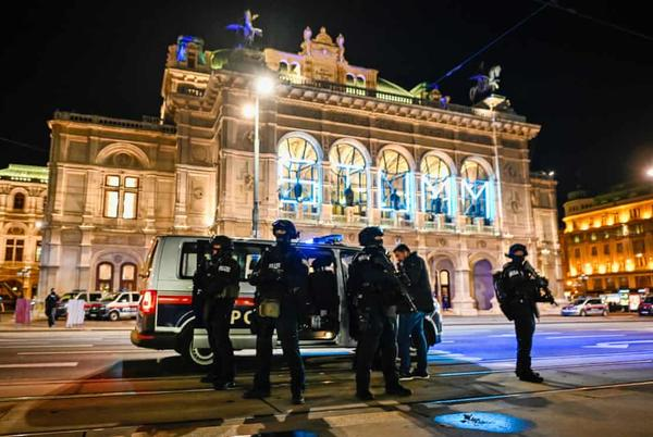 Picture for Vienna shooting: what we know so far about the attack