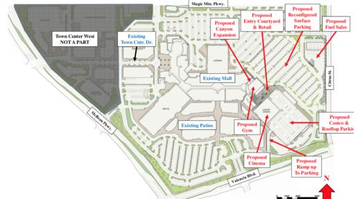 Westfield Valencia Town Center Costco Luxury Cinema Details Outlined By Planning Commission News Break