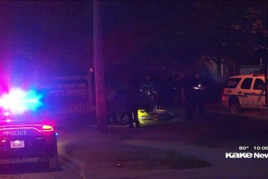 Picture for One person critically injured after motorcycle crash in north Wichita