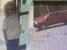 Picture for Woman wanted after stealing purse from car, police say