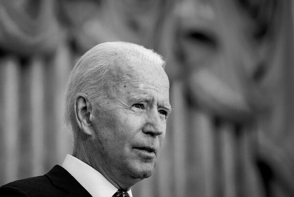 Picture for Joe Biden's New World Order