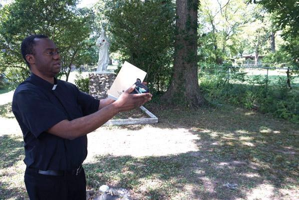 Picture for Pastor: One Church donation a 'miracle' for St. Bartholomew