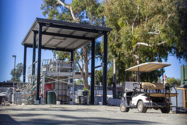 Picture for Stanford lab builds a water-resilient future, gallons of sewage at a time