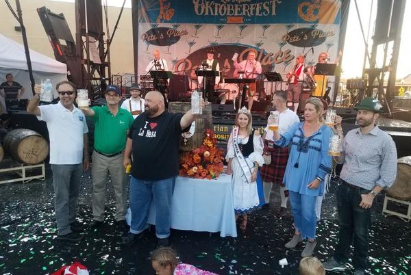 Picture for Oktoberfest, other events get funding approved by La Mesa City Council