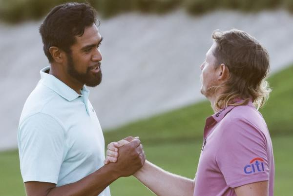 Picture for Why Tony Finau didn't let 1,975 days between PGA Tour wins discourage him