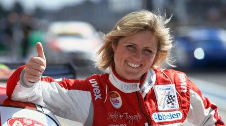 Picture for Sabine Schmitz: 'The Queen of the Nurburgring' and Top Gear star