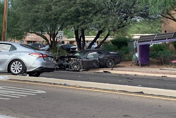 Picture for UPDATE: At least one dead following crash at Swan, Camp Lowell