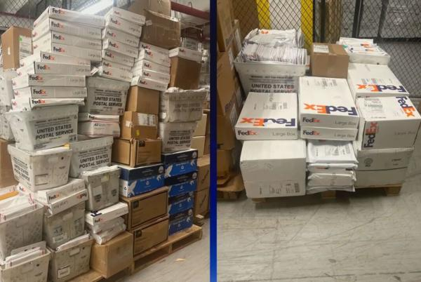 Picture for Atlanta VA begins processing mail that sat for months following investigation